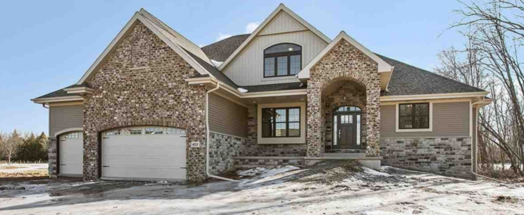 New Construction! in Woodfield Prairie