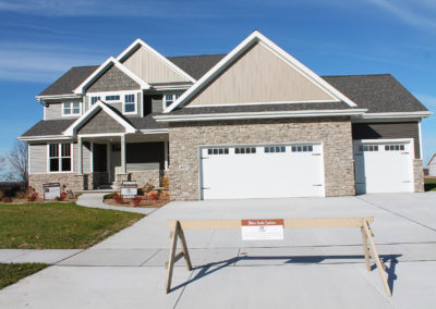 custom design homes, green bay model homes, appleton model homes, fox valley model homes, wisconsin model homes, Vacant Lots For Sale in Hobart, Woodfield Prairie Subdivision , Woodfield Prairie Subdivision hobart wi