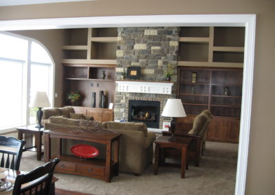 custom design homes, green bay model homes, appleton model homes