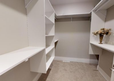closet space, custom built luxury homes, custom county homes, custom farmhouse, northeast wi area builders, Atkins Family Builders, custom home builder, custom closets