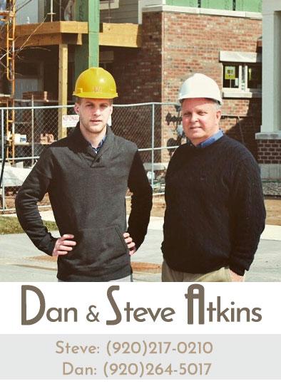 dan atkins, steve atkins, atkins family builders, custom home builders